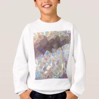 Iridescent Aura Crystals Sweatshirt
