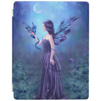 Iridescent Fairy & Dragon Art iPad 2/3/4 Case