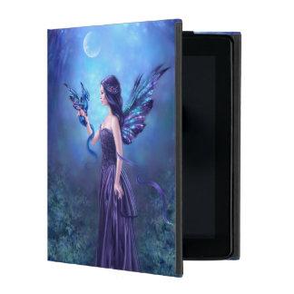 Iridescent Fairy & Dragon Art iPad 2/3/4 Case Cover For iPad