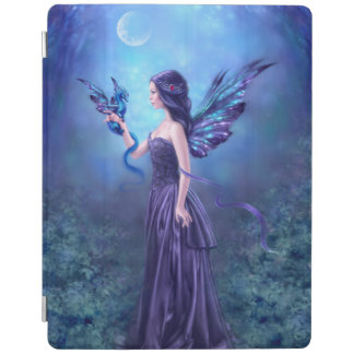 Iridescent Fairy & Dragon Art iPad 2/3/4 Case iPad Cover