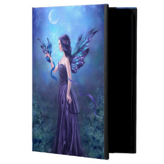 Iridescent Fairy & Dragon Art iPad Air Case