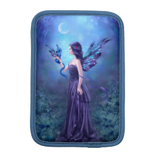 Iridescent Fairy & Dragon Art iPad Mini Sleeve