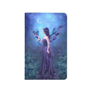 Iridescent Fairy & Dragon Art Pocket Journal