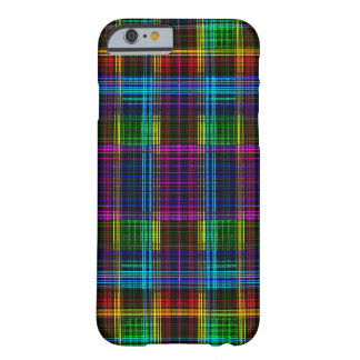 Iridescent Microchip Barely There iPhone 6 Case
