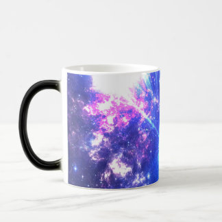 Iridescent Parisian Sky Magic Mug