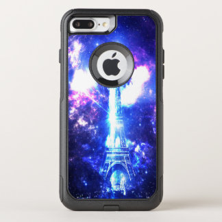 Iridescent Parisian Sky OtterBox Commuter iPhone 8 Plus/7 Plus Case