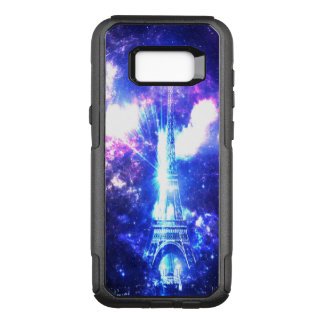 Iridescent Parisian Sky OtterBox Commuter Samsung Galaxy S8+ Case