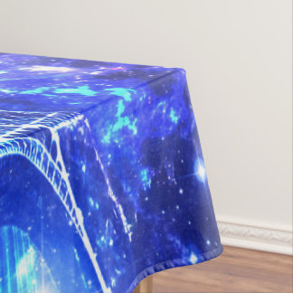 Iridescent Parisian Sky Tablecloth