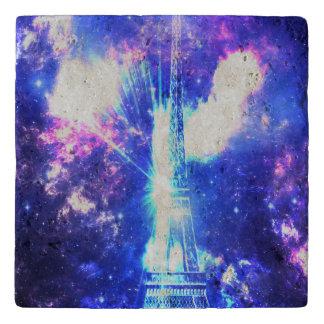 Iridescent Parisian Sky Trivet