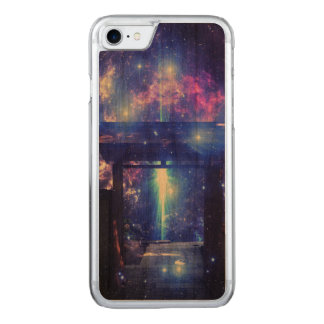 Iridescent Pathway to Anywhere Carved iPhone 8/7 Case