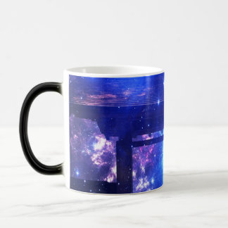 Iridescent Pathway to Anywhere Magic Mug