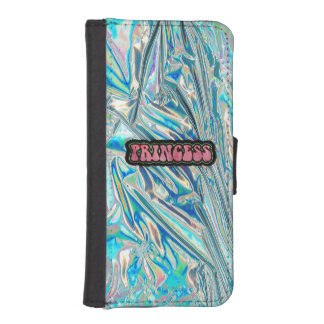 Iridescent Princess iPhone 5/5s Wallet Case iPhone 5 Wallets