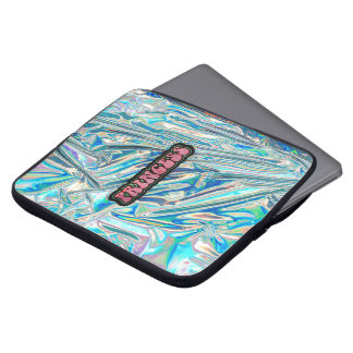 Iridescent Princess Laptop Sleeve