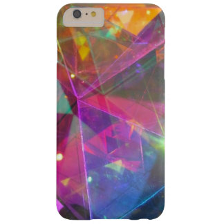 Iridescent Psychedelic Geometric iPhone Case