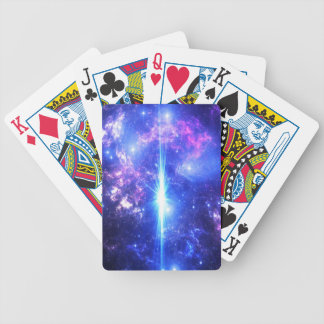 Iridescent Skies Bicycle Playing Cards