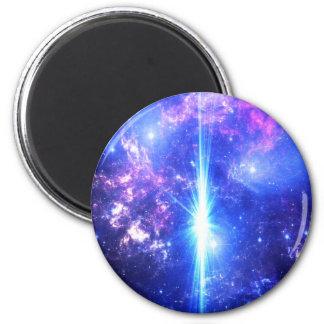 Iridescent Skies Magnet