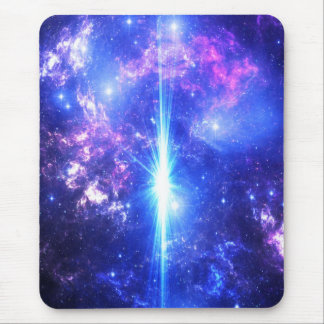 Iridescent Skies Mouse Pad