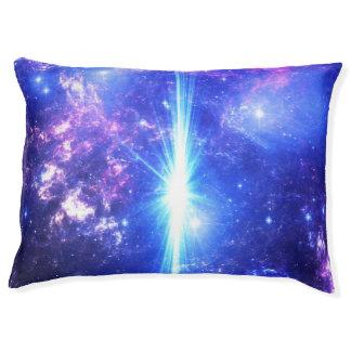 Iridescent Skies Pet Bed