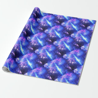 Iridescent Skies Wrapping Paper
