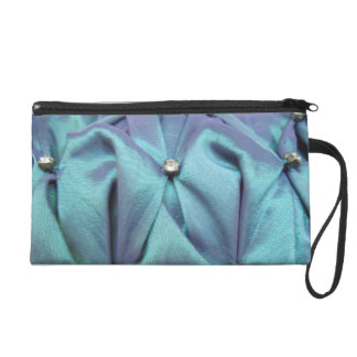 Iridescent Wristlet Clutches