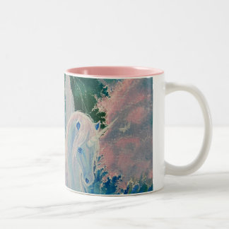 """Iridscenct World"" Mug"
