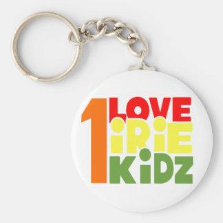 IRIE KIDZ - '1 Love Irie Kidz' keyring
