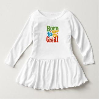 IRIE KIDZ®  'Born to be Great' Toddler Dress