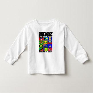 IRIE KIDZ® Caribbean Flag Toddler T-Shirt