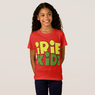 IRIE KIDZ® Logo Girls T-Shirt