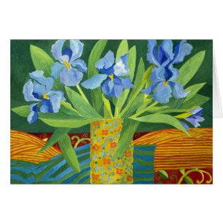Iris 2014 card
