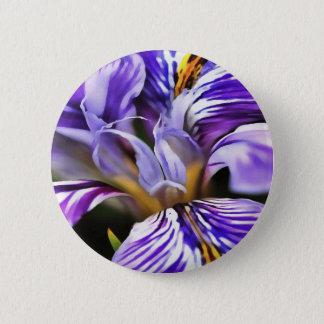 Iris 2 Inch Round Button