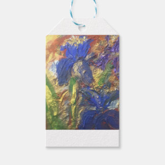 Iris Abstract Gift Tags