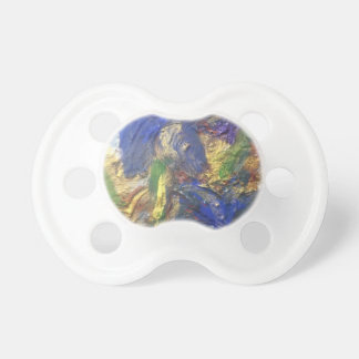 Iris Abstract Pacifier