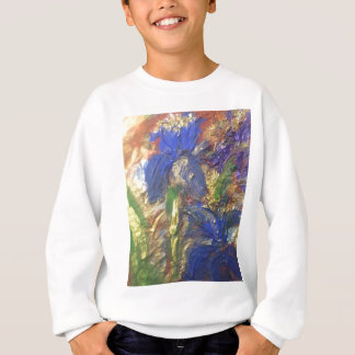 Iris Abstract Sweatshirt