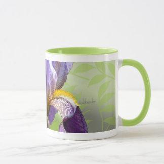 Iris 'Alcazar' Coffee Mug