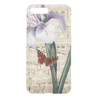 iris and butterfly music iPhone 8 plus/7 plus case