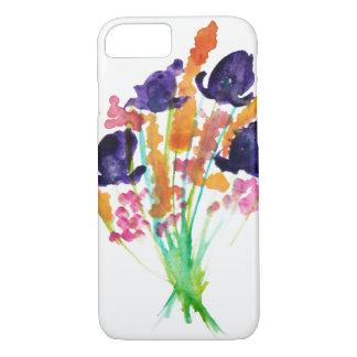 Iris Bouquet Phone Case