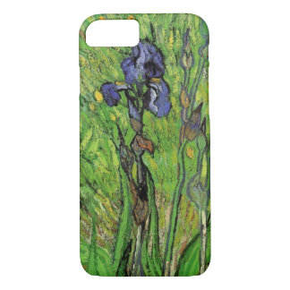Iris by Vincent van Gogh, Vintage Garden Fine Art iPhone 7 Case