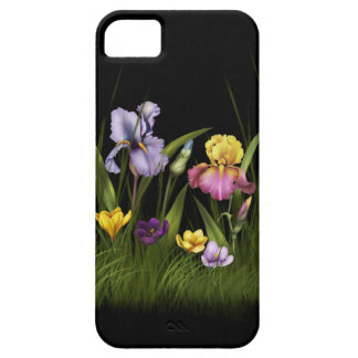 Iris & Crocus iPhone4 iPhone 5 Cases