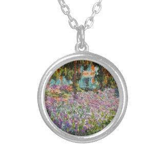 Iris dans le jardin de Monet Bijouterie Fantaisie