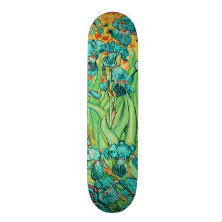 Iris de pourpre de PixDezines Van Gogh Skateboard