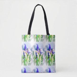 Iris Dream Tote Bag