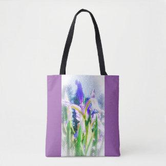 Iris Dreams Tote Bag 2