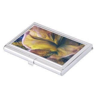 Iris Fantasy Business Card Holder