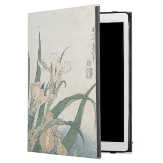 "Iris Flowers and Grasshopper, c.1830-31 iPad Pro 12.9"" Case"