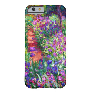 Iris Garden at Giverny Barely There iPhone 6 Case