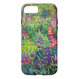 Iris Garden at Giverny iPhone 7 Case