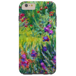 Iris Garden at Giverny Monet Fine Art Tough iPhone 6 Plus Case