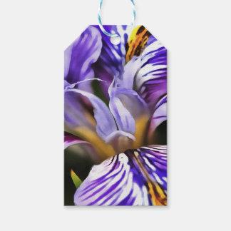 Iris Gift Tags