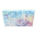 Iris Grace Explosions of Colour Canvas Print